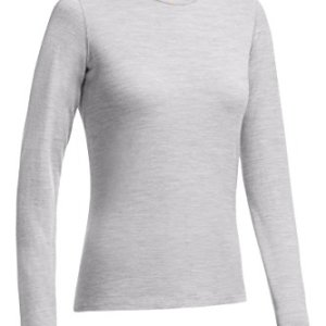 Icebreaker-Oasis-Womens-Long-Sleeved-Under-Shirt-Crew-Neck-Shirt-0
