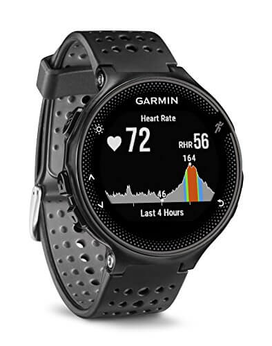 Garmin-Forerunner-235-GPS-Running-Watch-with-Elevate-Wrist-Heart-Rate-and-Smart-Notifications-BlackGrey-0